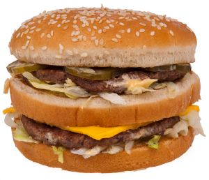 McDonald's Big Mac (Photo: Wikipedia)