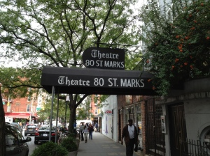 Theatre 80, East Village, Manhattan (photo: DY)
