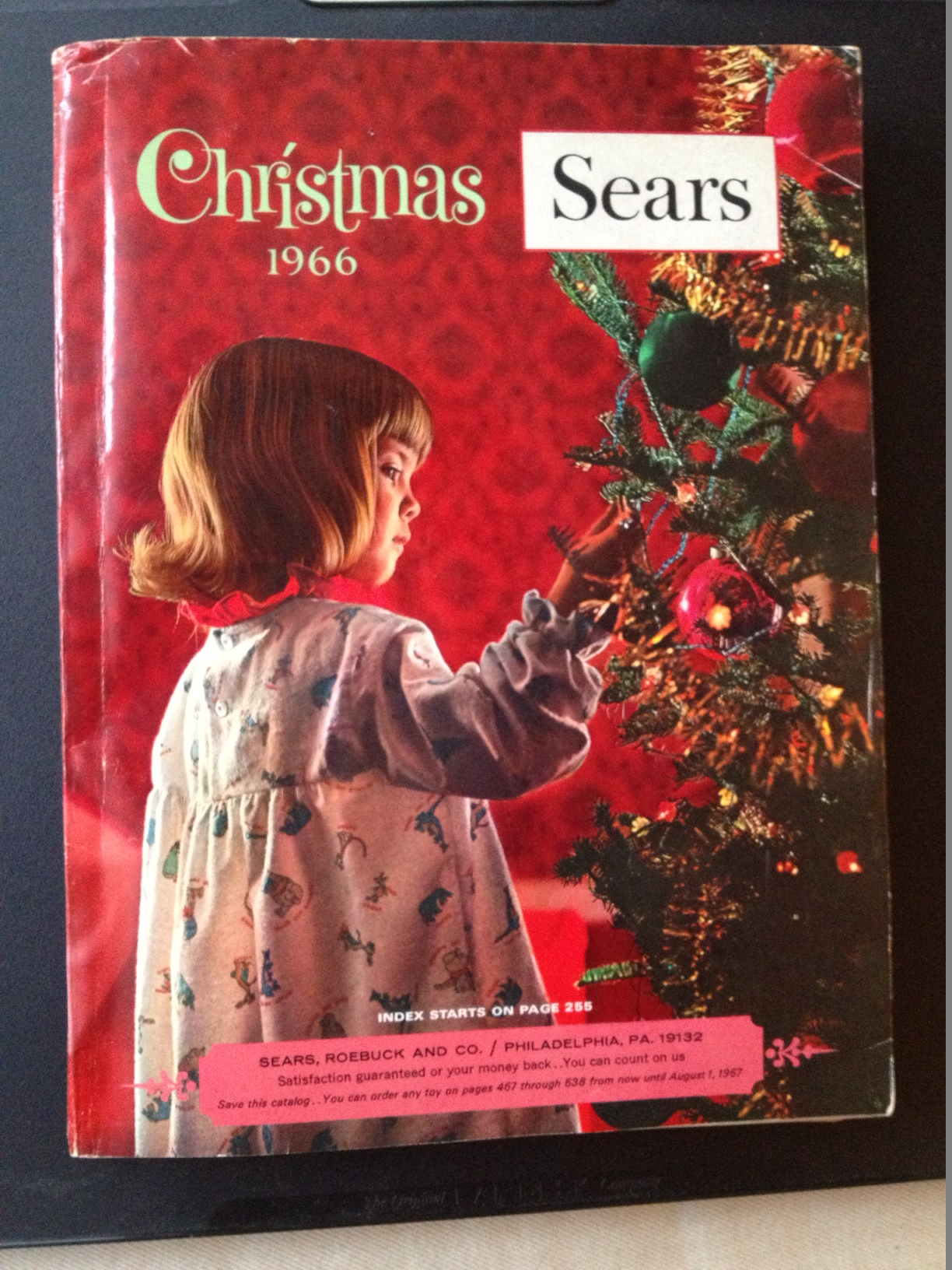 searswbcover - Sears Christmas Catalog