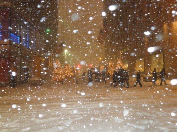 Midtown Manhattan, December 2010 (Photo: DY)