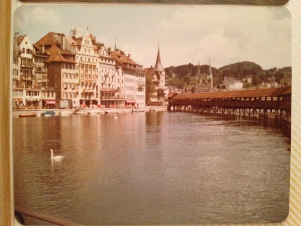 Lucerne, Switzerland, May 1981