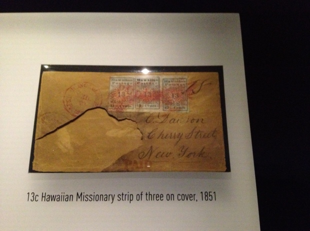 Early Hawaii had its own stamps