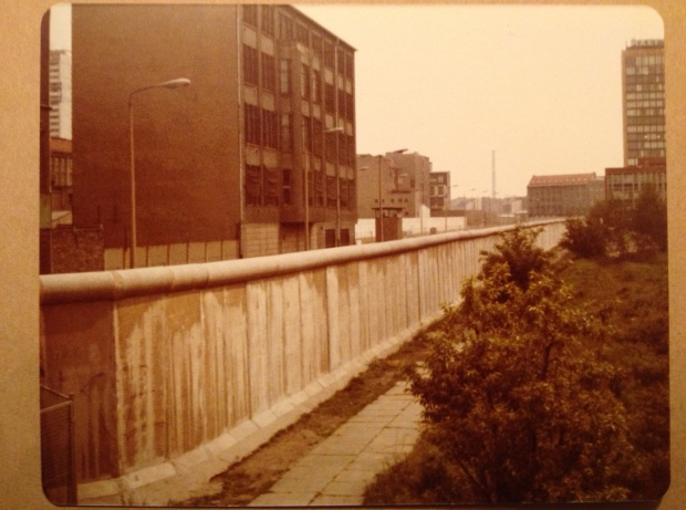 Berlin Wall (Photo: DY, 1981)