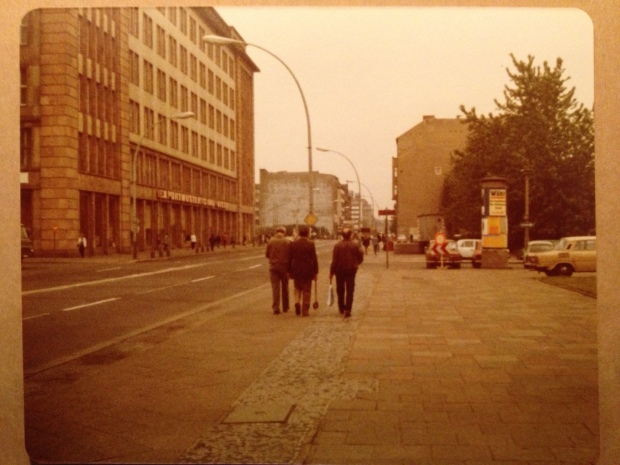 East Berlin (Photo: DY, 1981)