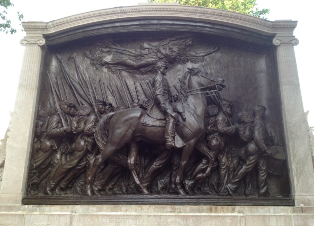 Robert Gould Shaw Memorial, Boston Common (Photo: DY)