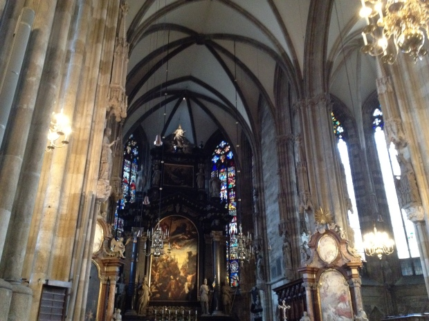 Concert at St. Stephen's Cathedral