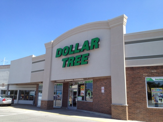 Now a Dollar Store in Highland, Indiana, this was the site of a warehouse-style outlet of the drugstore chain I worked for during an interim year between college and law school.