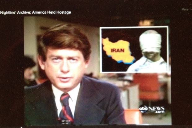 Ted Koppel, ABC's Nightline (screenshot from abcnews.go.com)