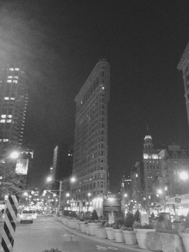 Flatiron Building, 23rd Street, Manhattan (photo: DY)