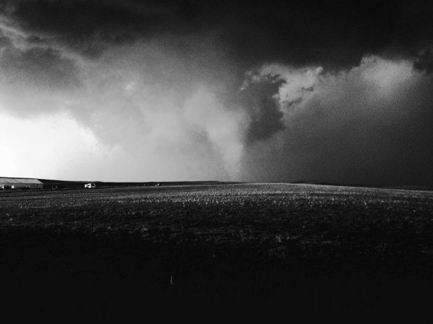 Northern Colorado, storm chase tour (Photo: DY, 2012)